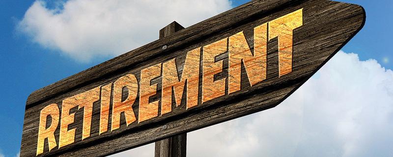 Retirement Front