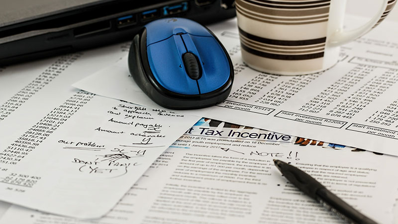 History of Income Taxes